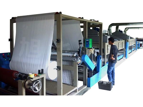 XH-SZ-02型砂紙背絨自動生產線