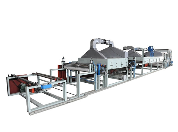 XH-SZ-01型砂纸复绒印刷生产线