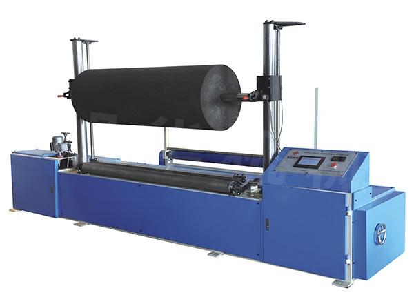 XH-YQ-01型智能控制发泡材料圆切机
